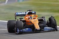 McLaren had no warning of Sainz's tyre failure