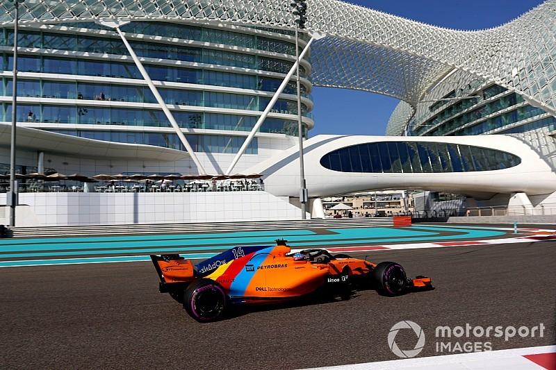 Alonso, sobre probar el McLaren 2019:
