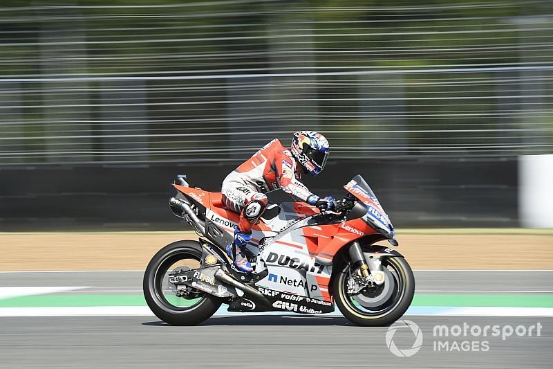 FP3 MotoGP Thailand: Dovizioso kuasai sesi, Marquez Q1