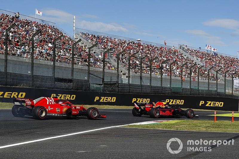 Vettel: Verstappen completely to blame for clash