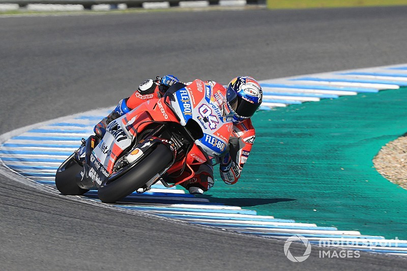 Dovizioso prijst Ducati na beste wintertest uit carrière