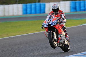Tes MotoGP Jerez: Petrucci ungguli Dovizioso, Rossi ke-17