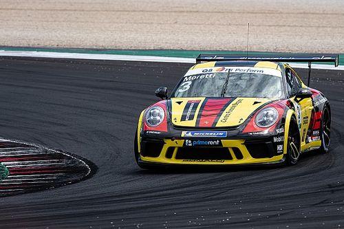 """Carrera Cup italia, Moretti c'è: """"Consapevoli di potercela giocare"""""""