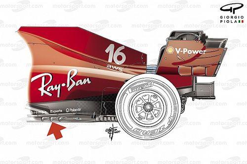 Cómo los experimentos de Ferrari en el suelo están dando frutos