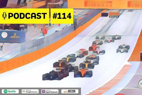 Podcast #114 - TELEMETRIA: Rico Penteado é enfático sobre favorito na Áustria
