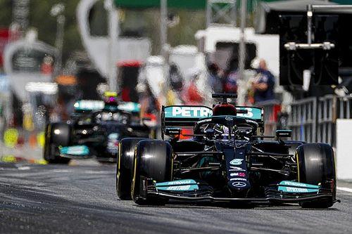 ¡Así queda el duelo entre compañeros de F1 en clasificación!
