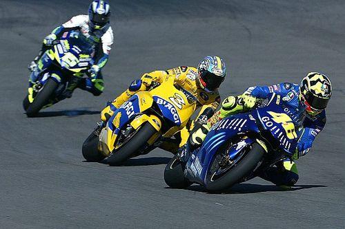 Las diez carreras que marcaron la historia de Valentino Rossi