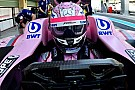Formule 1 Force India annonce son line-up pour les essais de Barcelone