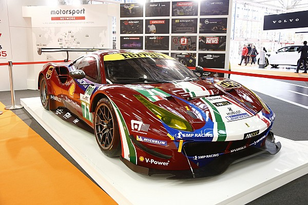 Video: Pier Guidi e Rigon spiegano i segreti della Ferrari 488 GTE