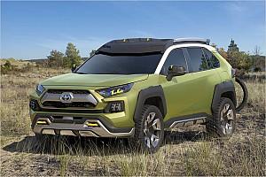 Automotive News Freizeitkonzept: Der Toyota FT-AC