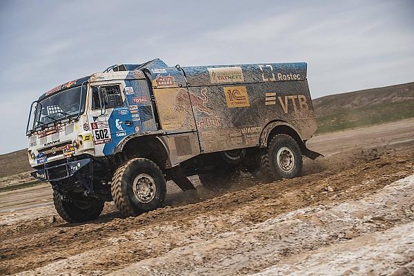 Dakar, Camion, Tappa 8: Sotnikov vince subito con il turbo nuovo!