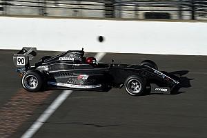 Pro Mazda Breaking news Exclusive Autosport retains Thompson, graduates to Pro Mazda
