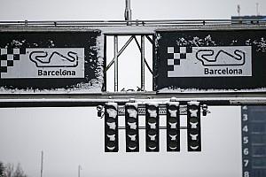 Формула 1 Хроніка Хронологія подій першого тижня Ф1 у Барселоні
