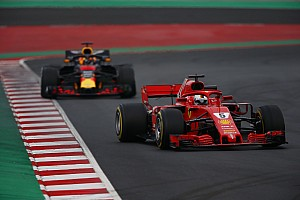 F1 突发新闻 维特尔暗示法拉利对手的长跑速度是假象