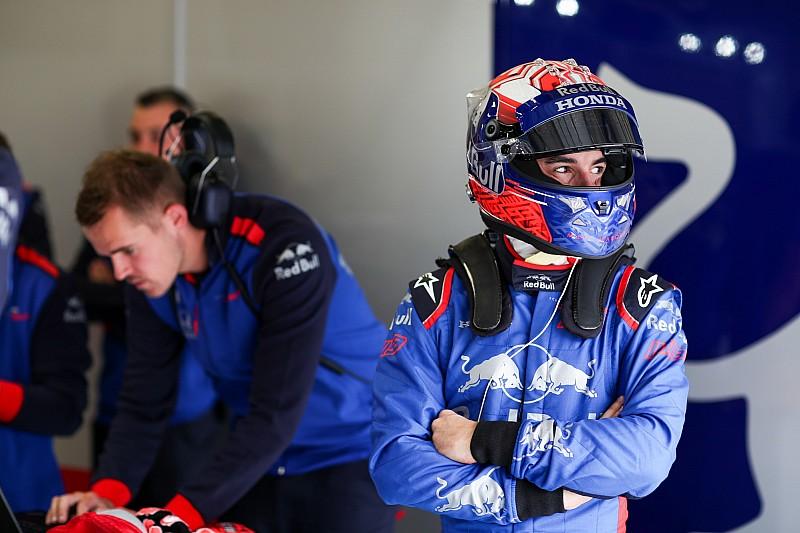 Galería: el test Márquez con el Toro Rosso de F1