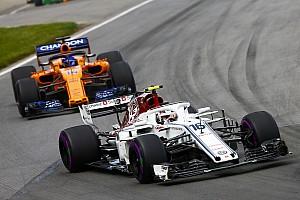 Leclerc: Passo da F2 para a F1 foi maior do que esperava