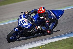 World Superbike Race report WorldSSP300 Assen: Galang Hendra kecelakaan, Adrian ke-13