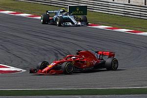 A fogadóirodáknál szinte már összeértek Hamilton és Vettel esélyei a futamgyőzelemre