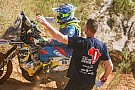 "Cross-Country Rally Merzouga Rally: Leading duo collide in ""crazy"" stage finish"