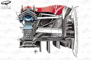 Formel 1 Analyse F1-Technik: Mercedes-Rivalen auf Suche nach Vorteil für 2018