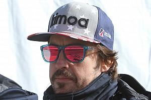 IMSA Últimas notícias IMSA: Impacto de Alonso em Daytona será menor do que na Indy