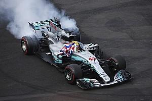 Formel 1 News Lewis Hamilton: Michael Schumachers Rekorde kein konkretes Ziel