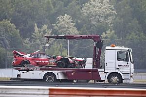 DTM Últimas notícias Após acidente, Rast é hospitalizado e não corre no domingo