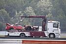 DTM Após acidente, Rast é hospitalizado e não corre no domingo