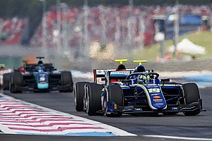 FIA F2 Breaking news F2 title will be decided by luck, says Norris