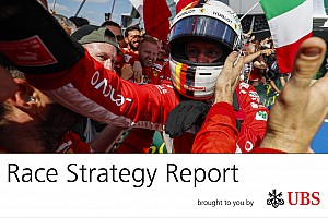 Formula 1 Analysis Strategy Report: Ferrari's perfect execution at Silverstone