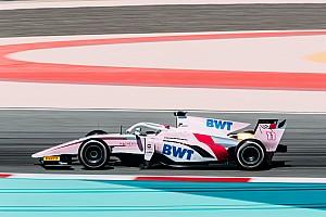 FIA F2 Test raporu Bahreyn F2 testi: Son günün lideri Gunther