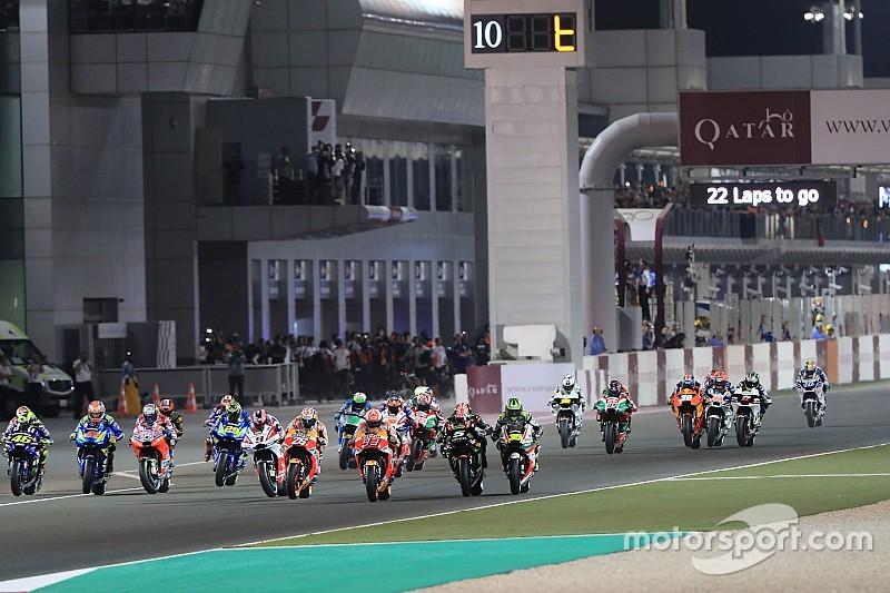 MotoGP weighing up moving Qatar race start time