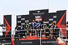 WSBK Donington - Course 2 : ce qu'ont dit les pilotes