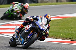 World Superbike Breaking news Van der Mark: Yamaha