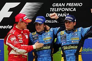Formula 1 En iyiler listesi 2000 yılından bu yana İspanya GP'sinde kazananlar ve podyuma çıkanlar