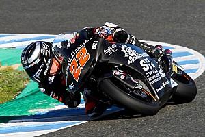 Moto2 Test Test Jerez, Giorno 2: svetta Lowes. Bene Bagnaia, sorprende Fenati