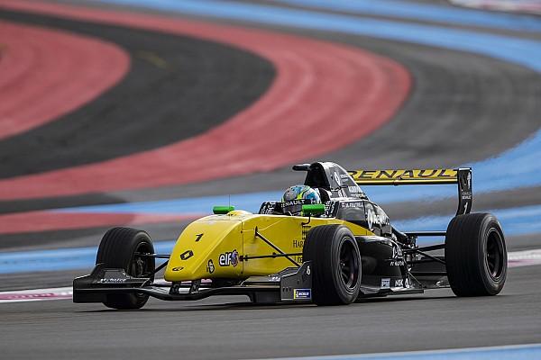 Formula Renault Max Fewtrell si riscatta e coglie la vittoria in Gara 2 al Paul Ricard