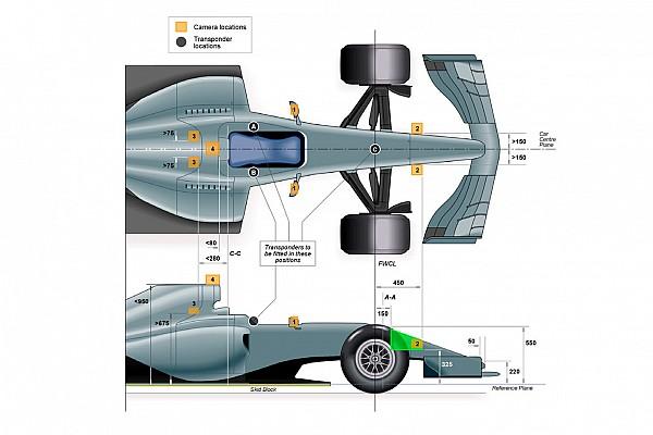 Formule 1 Actualités Caméras embarquées et Halo: les règles limitent l'action de la F1