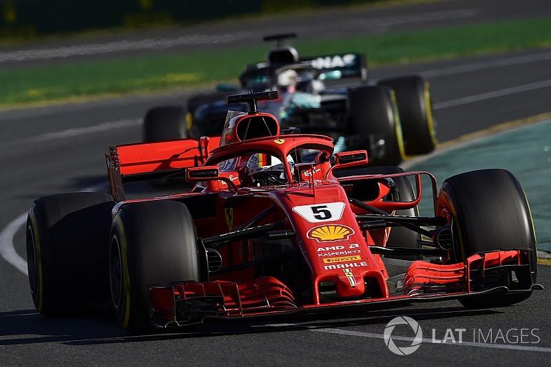 Motor de Hamilton esteve perto do limite no GP da Austrália