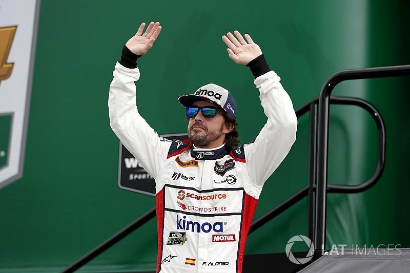 Alonso confirma participação em Le Mans e em etapas do WEC