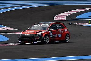 TCR Italia Qualifiche Nicola Baldan firma la pole position sulla Hyundai a Le Castellet
