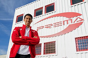 FIA F2 Breaking news Gelael joins top F2 team Prema for 2018