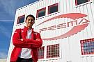 Gelael llega a Prema para la temporada 2018 de F2