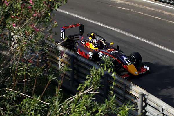F3 Macau GP: Son virajda liderler kaza yaptı, 3. sıradaki Ticktum kazandı!
