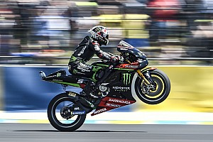 MotoGP Qualifiche Zarco profeta in patria: è pole a Le Mans! In prima fila c'è Petrucci