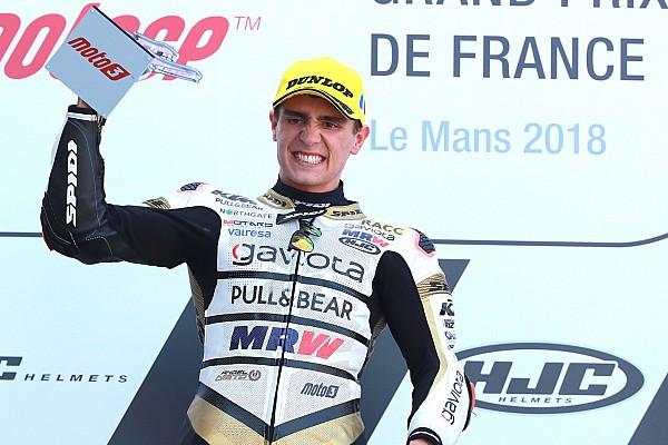 Moto3 Résumé de course Arenas sort vainqueur d'un dernier tour de folie!