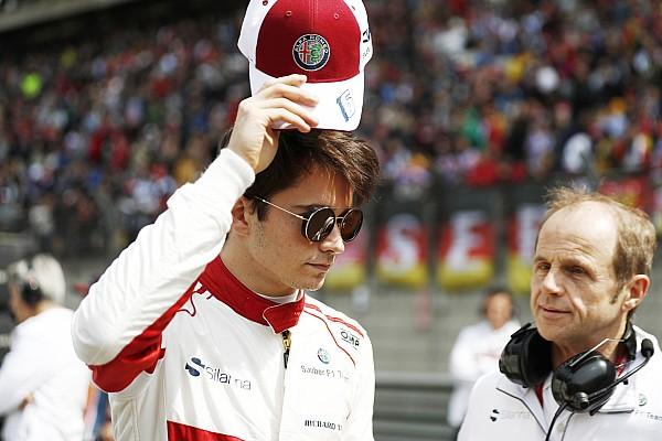 Leclerc: Bakü'yü dört gözle bekliyorum
