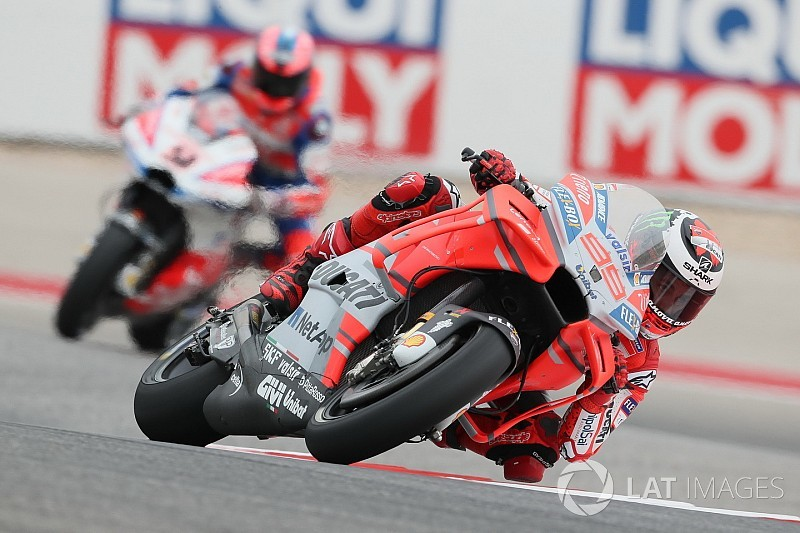 """Argentina, Austin have sown """"doubt"""" over Ducati's 2018 bike"""