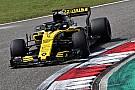 Formule 1 Renault aura des évolutions à Bakou