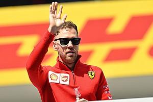 Fórmula 1 Declaraciones Vettel: